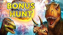 BIG BONUS HUNT !!! RAGING REX WITH MULTIPLIER WILDS !!!