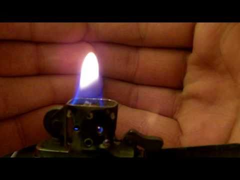 How To Fix Excessive Flame From A Zippo Lighter Maintenance