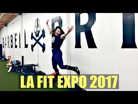 LA FIT EXPO 2017 | What I Really Think About The Fitness Industry & Fit Expo