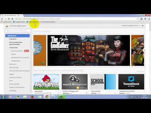 Como Descargar Videos Mp4 De Cualquier Página Web O Videos Online Con Google Chrome 2015
