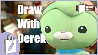Draw with Derek - Tweak from the Octonauts