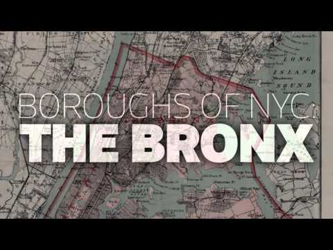 Boroughs of NYC: The Bronx