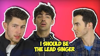 Jonas Brothers Making Fun of Each Other (Funny Moments 2019)
