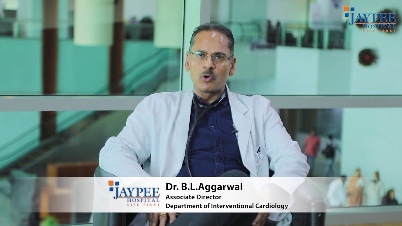 Dr  B L Aggarwal - Hear our Expert Speak on 'How to Keep Your Heart Healthy'