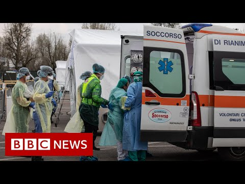 Coronavirus: The global response to another huge rise in cases – BBC News