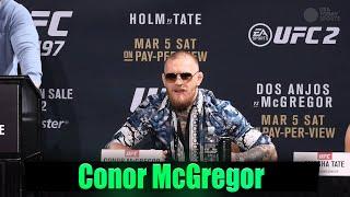 Conor McGregor vs Showtime Boss (THE WEASEL) trash talk