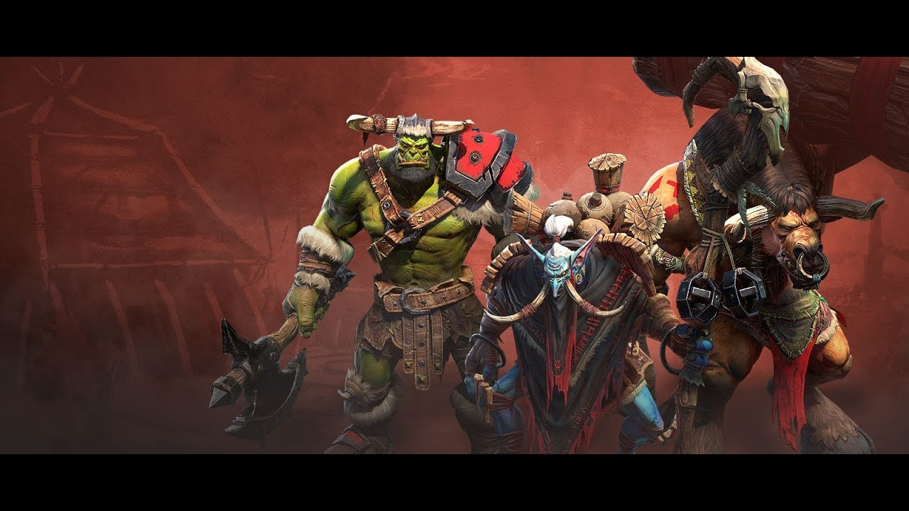 Playing Warcraft III Reforged Beta!