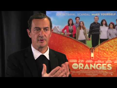 The Oranges - Julian Farino interview | The Upcoming