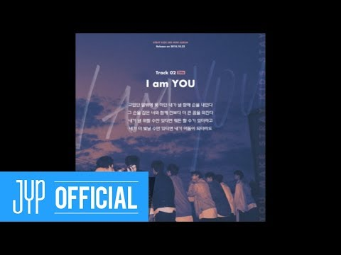 "Stray Kids 〈I am YOU〉  Inst. Lyric Card 2 ""I am YOU"""
