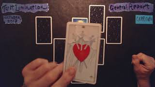 Download CAPRICORN / OCTOBER 2017 - General Reading ~ Tarot Lumination MP3 song and Music Video
