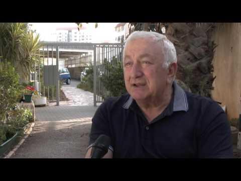 Arie Golan Interview