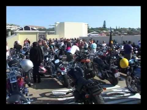 Africa Bike Week 2010 Margate Full Movie. Bikes for Africa 2010