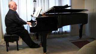 "Stephen Fierros plays ""Pieds-en-l'air"" from the ""Capriol Suite"" by Peter Warlock"