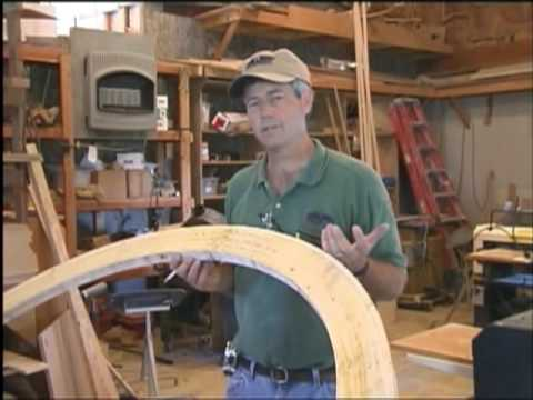 Woodmaster curved molding with gary striegler part 5 - Wallpapering around a curved corner ...
