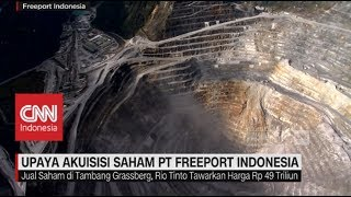 Video Upaya Akuisisi Saham PT. Freeport Indonesia download MP3, 3GP, MP4, WEBM, AVI, FLV September 2018