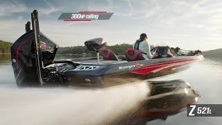 Ranger Z521L On Water Footage