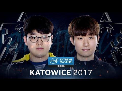 StarCraft II - aLive vs. TY [TvT] - Semifinal - IEM Katowice 2017 [1/2]