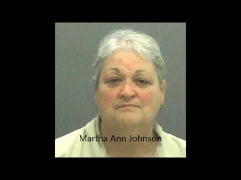 SERIAL KILLER: Martha Ann Johnson # 6  *CRIMES AGAINST HUMANITY*