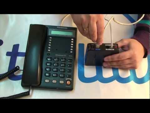 Обзор VoIP  шлюза CISCO SPA112