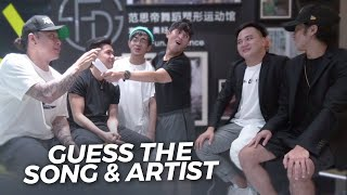 GUESS THE SONG AND ARTIST | DJ LOONYO WITH FSD/ROCK*WELLPH