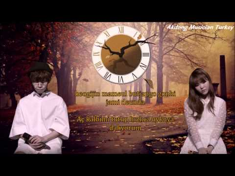 Akdong Musician (AKMU) - Time and Fallen Leaves Türkçe Altyazılı