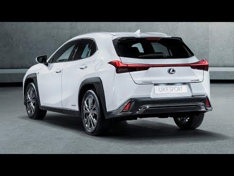 2019 Lexus UX interior Exterior and Drive