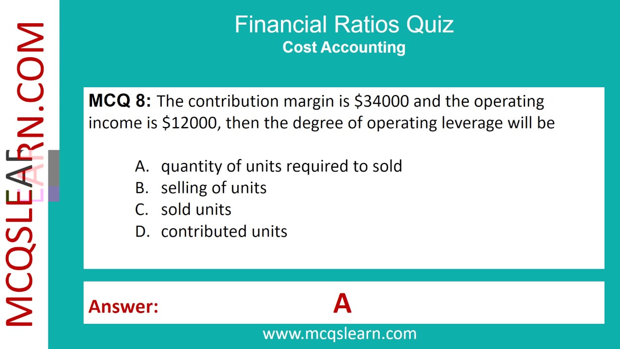 financial accounting mcq Text problems goals achievement fill in the blanks multiple choice glossary time limit: 0 quiz-summary 0 of 10 questions completed questions: 1 2 3 4 5 6 7 8 9 10 information you have already completed the quiz before.