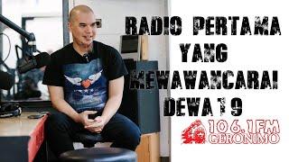 Download GERONIMO FM, Radio Pertama yang Mewawancarai Dewa19