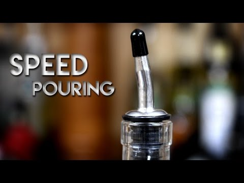 Speed Pouring, Techniques And Equipment / The More You Know