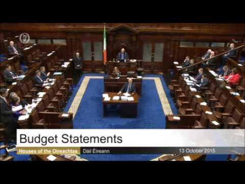 Pearse Doherty speech