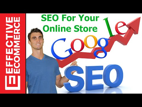 Basic SEO Tutorial for Your Ecommerce Store On Page SEO - 동영상