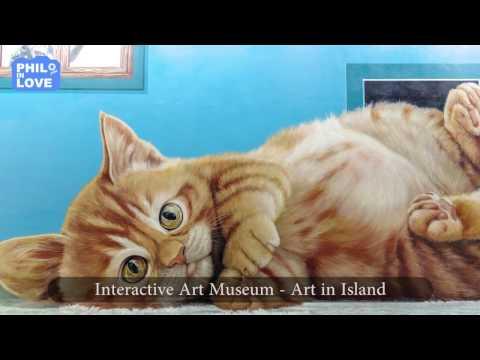 Art in Island 3D Museum in Cubao, Manila
