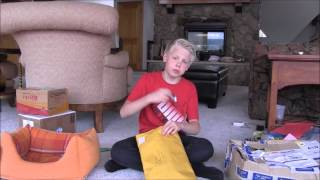 Fan Mail #3 - Carson Lueders vlog