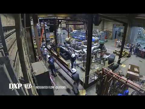 IFS Pump Enclosure Construction [Full Timelapse]