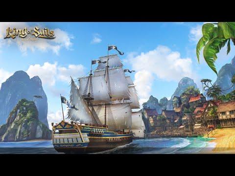 King Of Sails: Batallas Navales #1