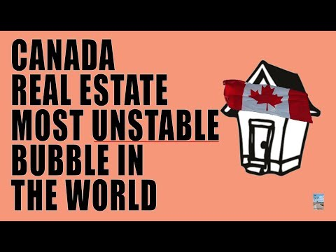 Why the Canada Real Estate CRASH Will Cause the BIGGEST CRISIS Since 1930's!