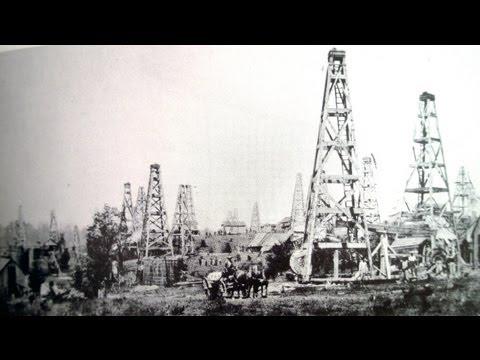 The Early Pennsylvania Oil Industry
