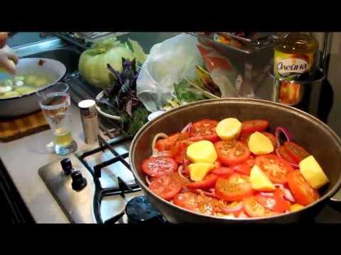 Как приготовить домляму дома в кастрюле