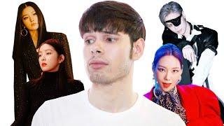 Download reacting to kpop *TAEYEON, IRENE & SEULGI and TAEMIN*