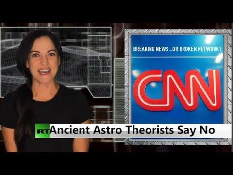 RT America: CNN primetime ratings tumble behind Ancient Aliens