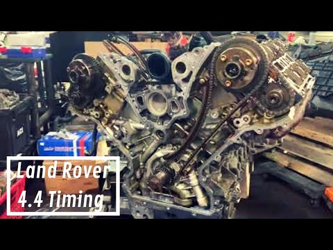 Land Rover 4.4 Timing