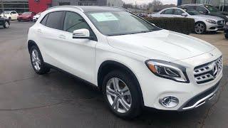видео Mercedes-Benz GLA (часть 2)