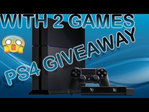 ps4 sweepstakes ps4 giveaway 2016 youtube 8412