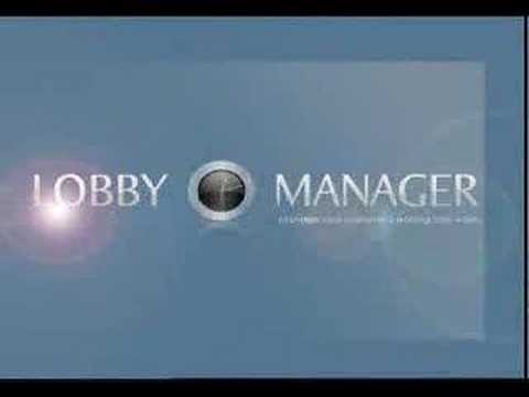 LOBBY MANAGER