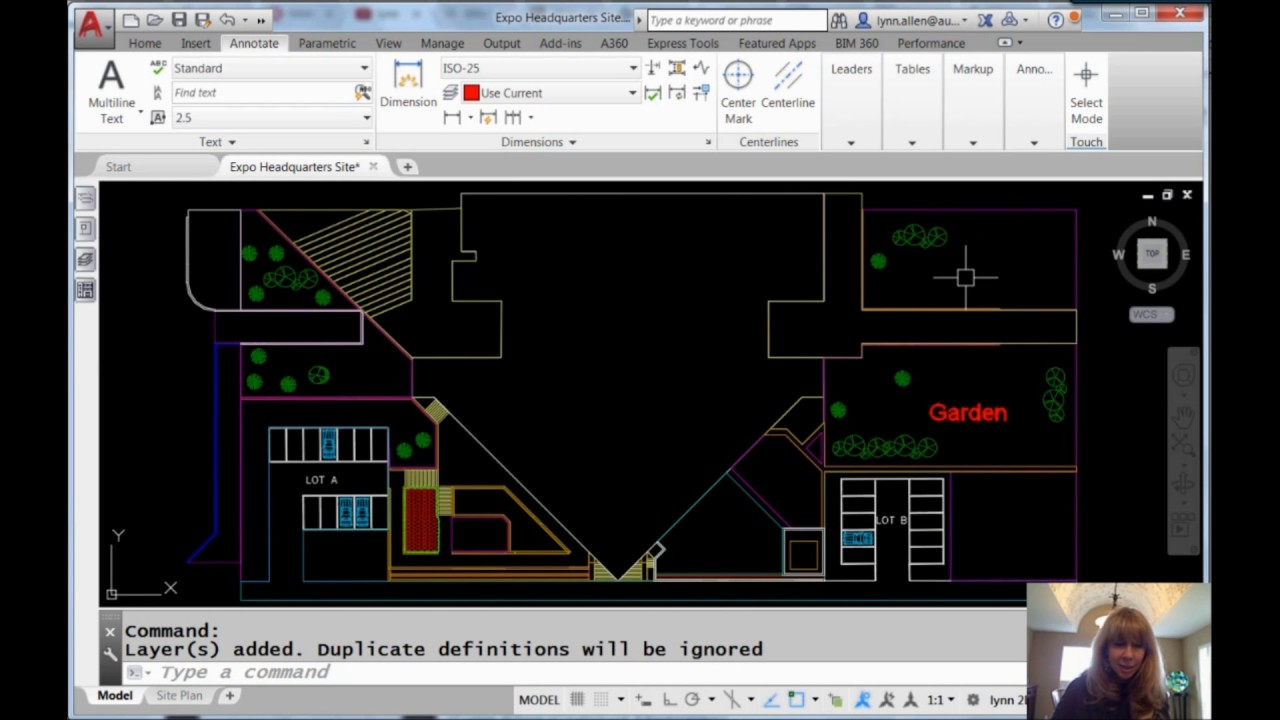 A 2017 Tip on Importing Layers from One AutoCAD Drawing to