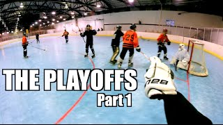 GoPro Hockey | THE PLAYOFFS | Part 1 (HD)