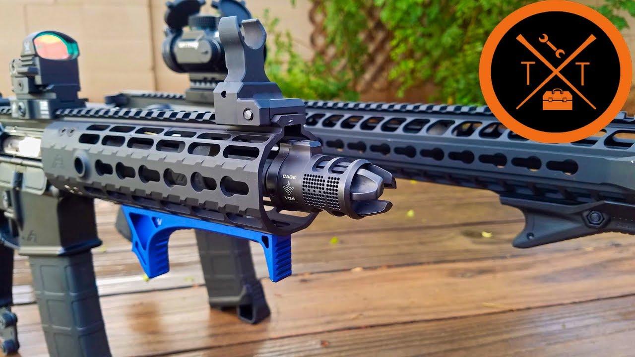 Aero Precision M4E1 AR Pisto Build! // EPIC