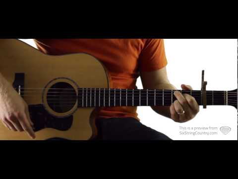 See You Tonight - Guitar Lesson and Tutorial - Scotty McCreery