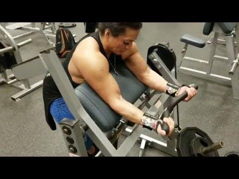 Fit Chick Wendy Martinez – Female Bodybuilding Motivation