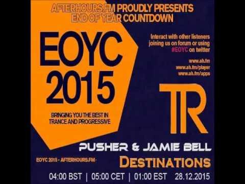 Pusher & Jamie Bell - EOYC 2015